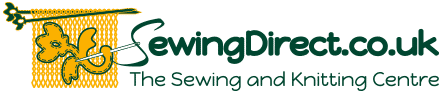 Sewing Direct - The Sewing and Knitting Centre logo